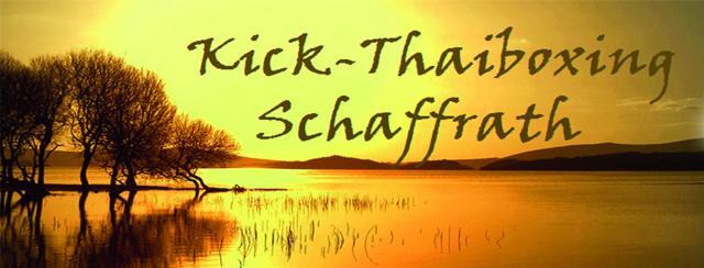 Kick-Thaiboxing Schaffrath