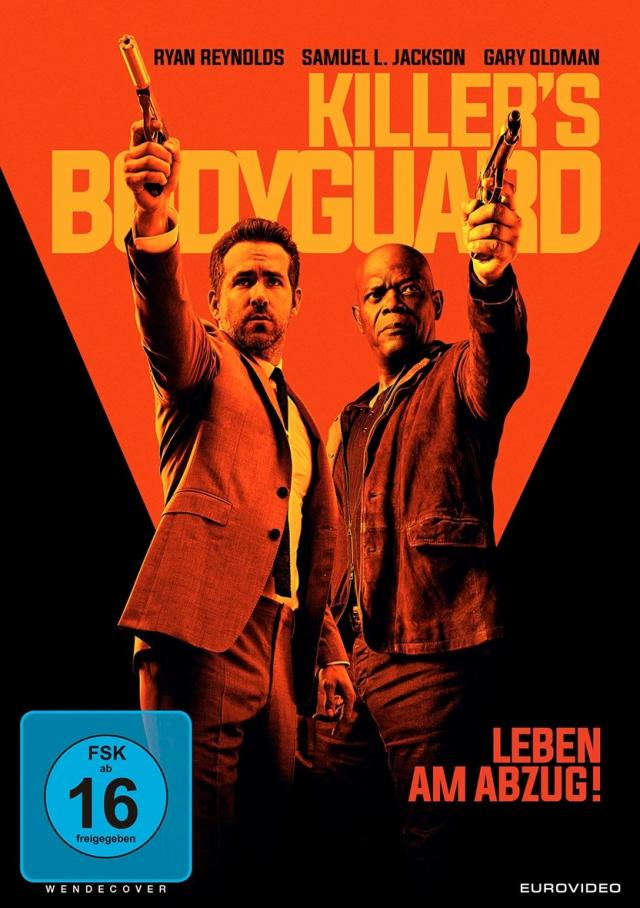 14. Open-Air Kino am Mi. 9.9.20 - Killer´s Bodyguard
